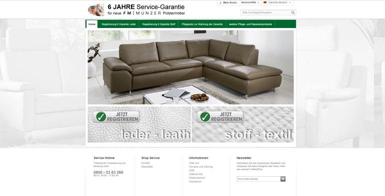 Lederzentrum GmbH - Shops
